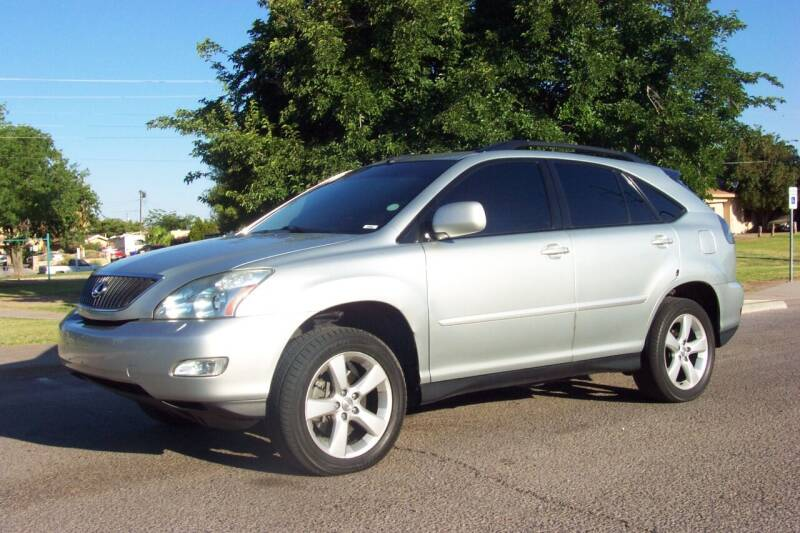 2005 Lexus RX 330 for sale at Park N Sell Express in Las Cruces NM