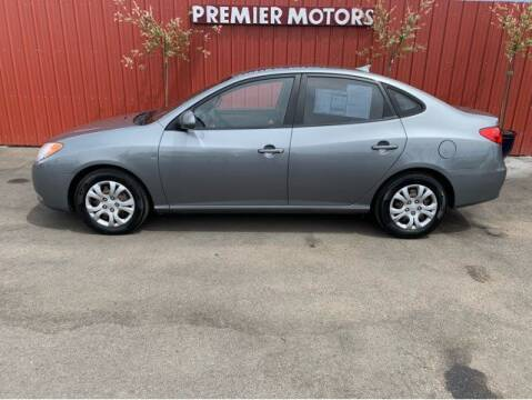 2010 Hyundai Elantra for sale at Premier Motors in Milton Freewater OR