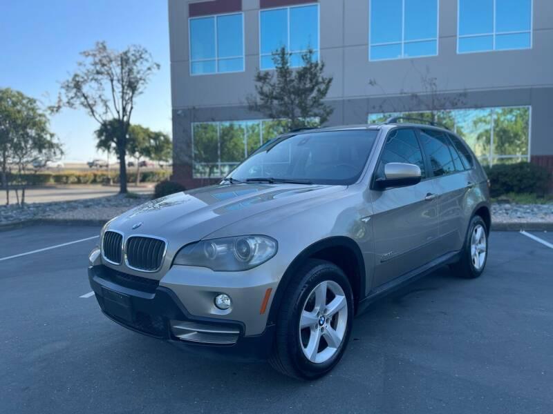 2009 BMW X5 for sale at TREE CITY AUTO in Rancho Cordova CA