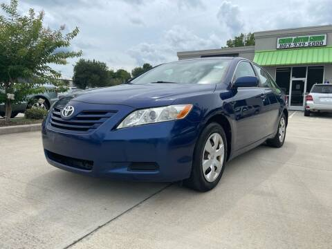 2008 Toyota Camry for sale at Cross Motor Group in Rock Hill SC