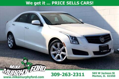 2014 Cadillac ATS for sale at Mike Murphy Ford in Morton IL