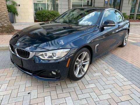2015 BMW 4 Series for sale at Mirabella Motors in Tampa FL