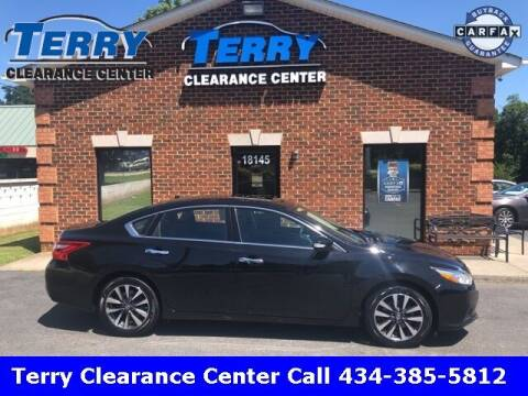 2016 Nissan Altima for sale at Terry Clearance Center in Lynchburg VA