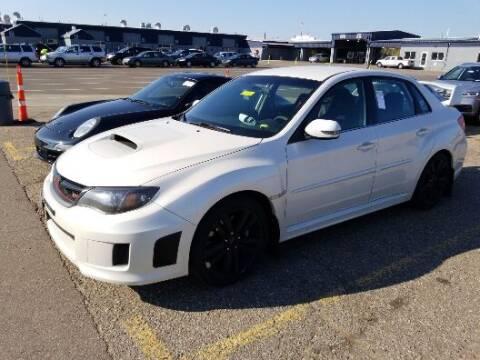 2014 Subaru Impreza for sale at FRANCIA MOTORS in El Paso TX