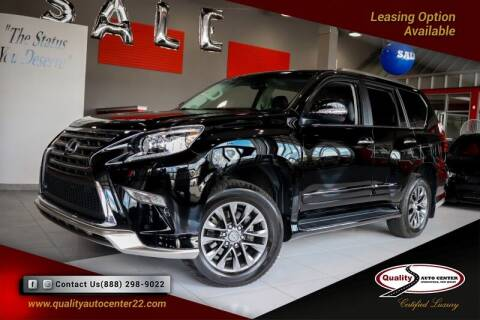 2018 Lexus GX 460 for sale at Quality Auto Center of Springfield in Springfield NJ