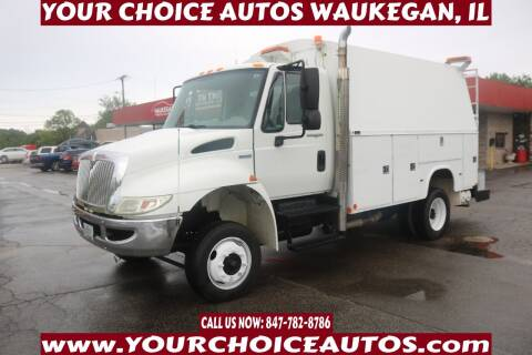 2009 International DuraStar 4300 for sale at Your Choice Autos - Waukegan in Waukegan IL