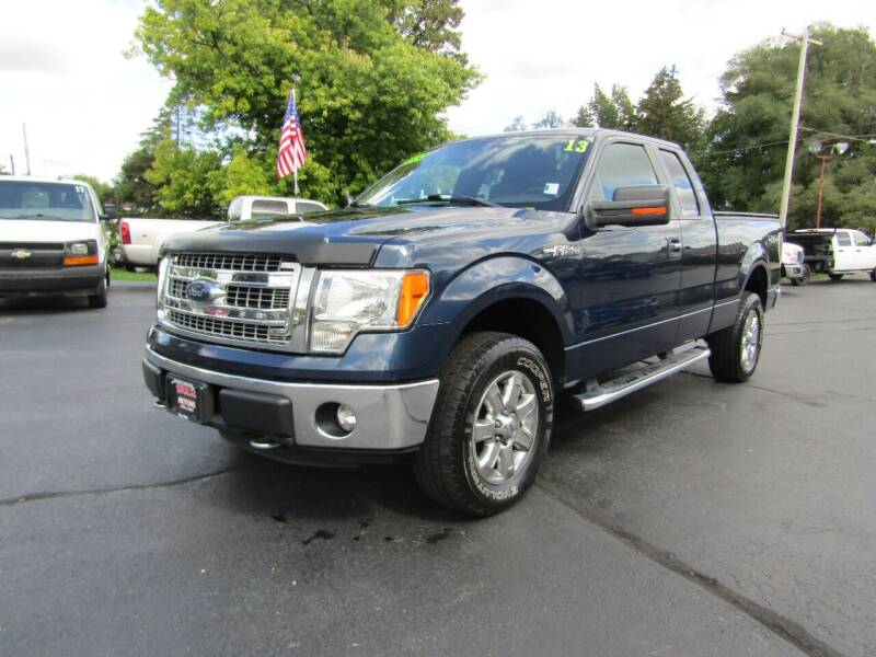 2013 Ford F-150 for sale at Stoltz Motors in Troy OH