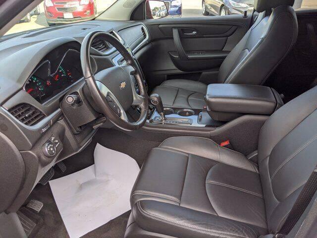 2017 Chevrolet Traverse LT 4dr SUV w/2LT - Massena NY