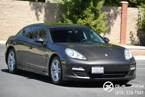 2011 Porsche Panamera for sale at Galaxy Autosport in Sacramento CA