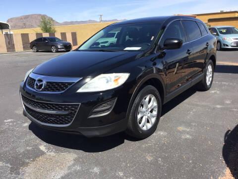 2012 Mazda CX-9 for sale at SPEND-LESS AUTO in Kingman AZ