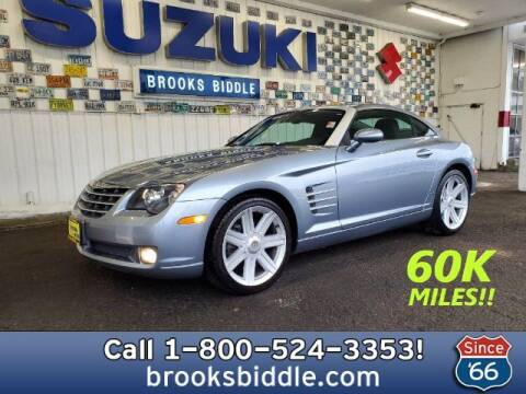 2004 Chrysler Crossfire for sale at BROOKS BIDDLE AUTOMOTIVE in Bothell WA