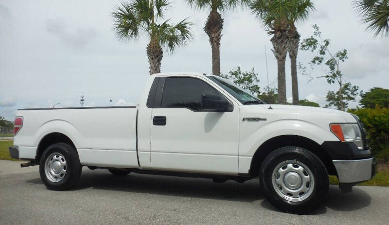 2012 Ford F-150 for sale at Performance Autos of Southwest Florida in Fort Myers FL