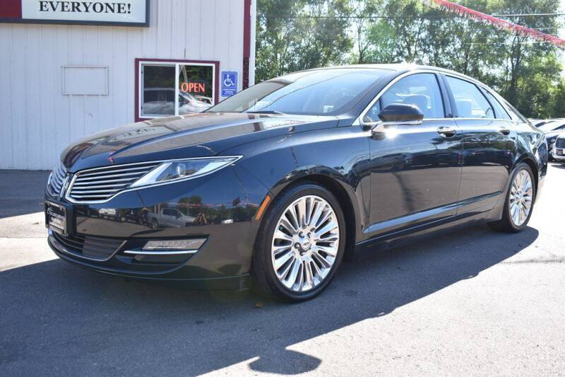 2015 Lincoln MKZ for sale at DealswithWheels in Hastings MN
