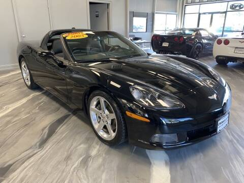 2005 Chevrolet Corvette for sale at Crossroads Car & Truck in Milford OH