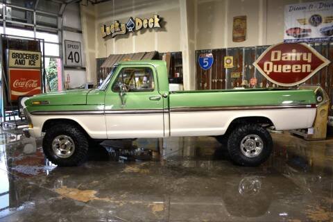 1971 Ford F-100 for sale at Cool Classic Rides in Redmond OR