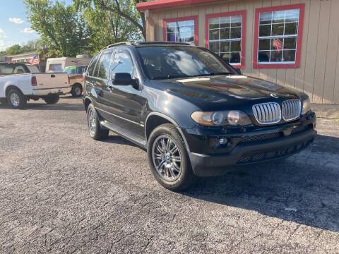 2006 BMW X5 for sale at Used Car City in Tulsa OK