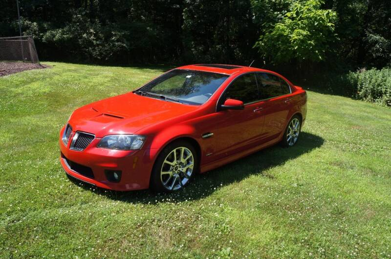 2009 Pontiac G8 for sale at Autos By Joseph Inc in Highland NY