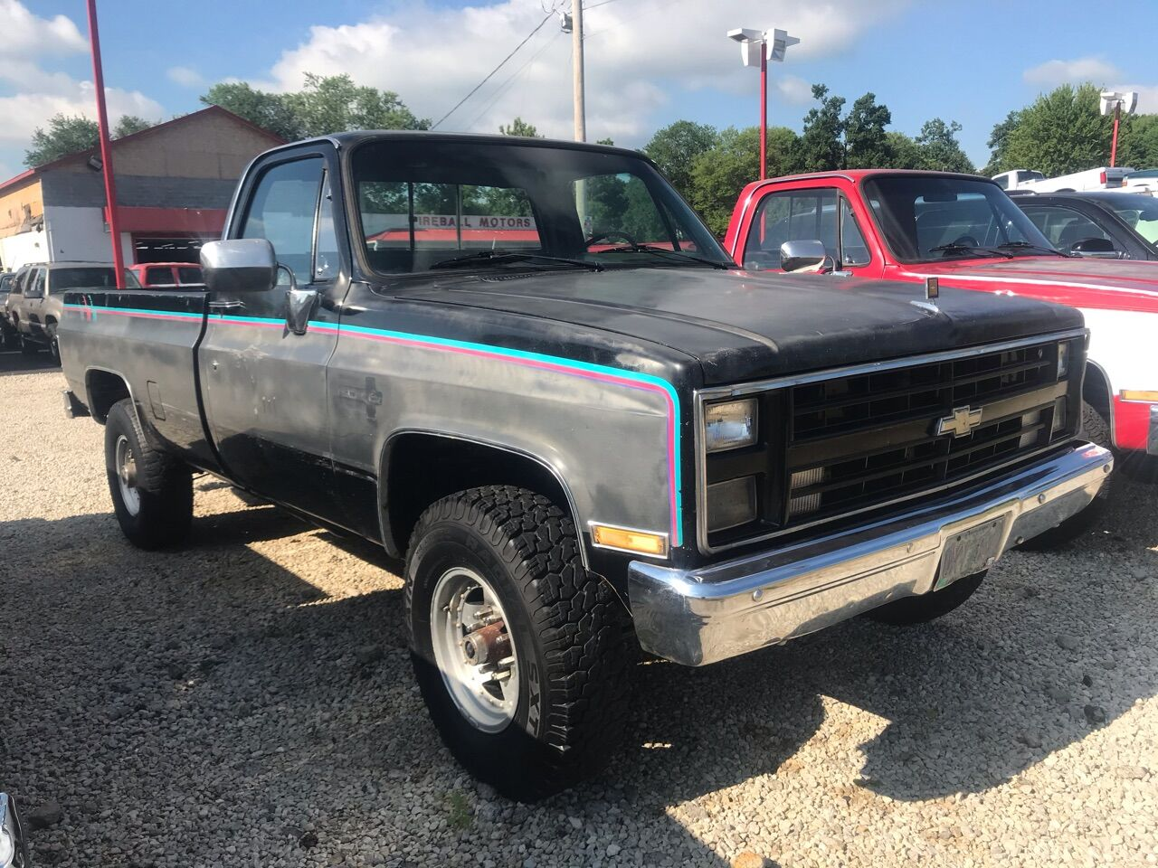 1986 Chevrolet C/K 20 Series