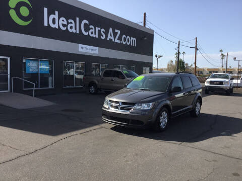 2018 Dodge Journey for sale at Ideal Cars Broadway in Mesa AZ