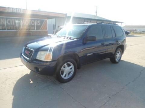 2004 GMC Envoy for sale at Twin City Motors in Scottsbluff NE