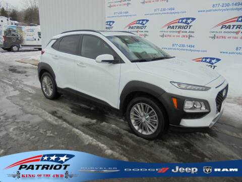 2019 Hyundai Kona for sale at PATRIOT CHRYSLER DODGE JEEP RAM in Oakland MD