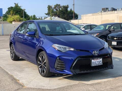 2019 Toyota Corolla for sale at H & K Auto Sales & Leasing in San Jose CA