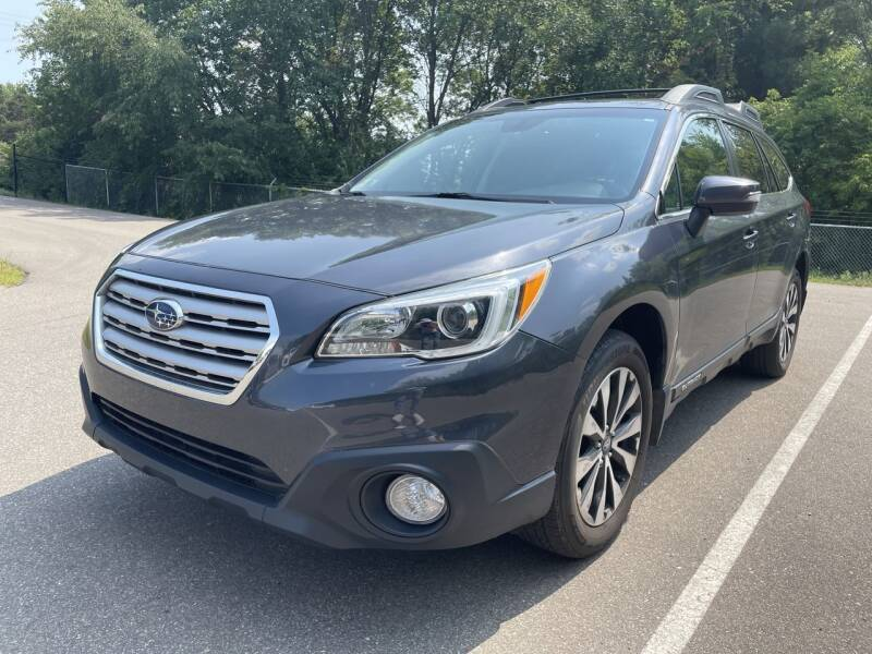 2017 Subaru Outback for sale at Ace Auto in Jordan MN