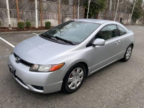 2006 Honda Civic for sale at Washington Auto Loan House in Seattle WA