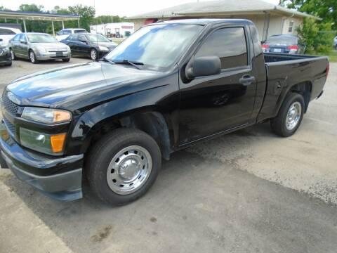 2012 Chevrolet Colorado for sale at H & R AUTO SALES in Conway AR