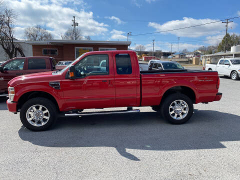 2008 Ford F-250 Super Duty for sale at Lewis Used Cars in Elizabethton TN