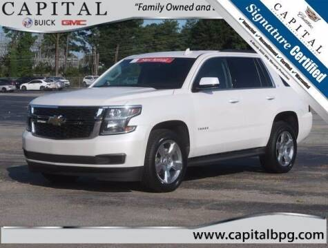 2017 Chevrolet Tahoe for sale at Capital Cadillac of Atlanta in Smyrna GA