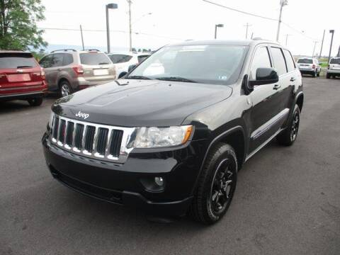 2012 Jeep Grand Cherokee for sale at FINAL DRIVE AUTO SALES INC in Shippensburg PA