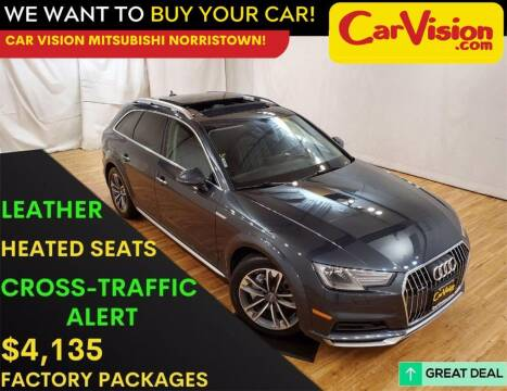 2018 Audi A4 allroad for sale at Car Vision Mitsubishi Norristown in Trooper PA