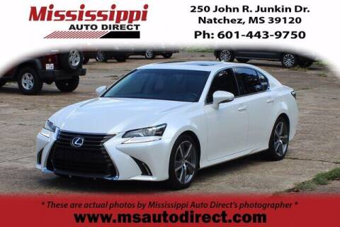 2016 Lexus GS 200t for sale at Auto Group South - Mississippi Auto Direct in Natchez MS