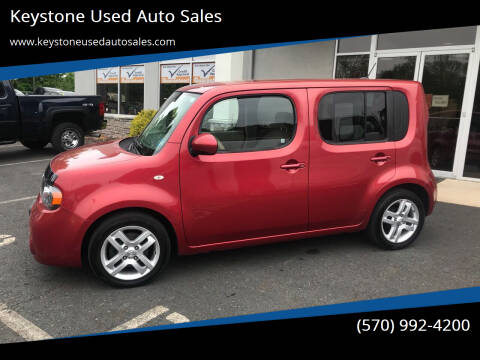 2010 Nissan cube for sale at Keystone Used Auto Sales in Brodheadsville PA