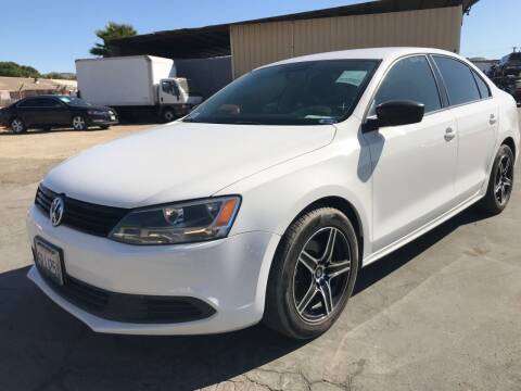 2012 Volkswagen Jetta for sale at OCEAN IMPORTS in Midway City CA