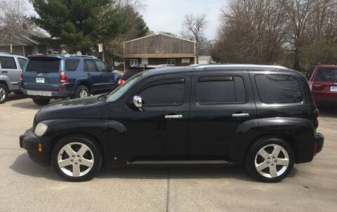2008 Chevrolet HHR for sale at 6th Street Auto Sales in Marshalltown IA