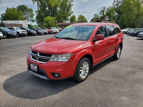 2016 Dodge Journey for sale at Excellent Autos in Amsterdam NY