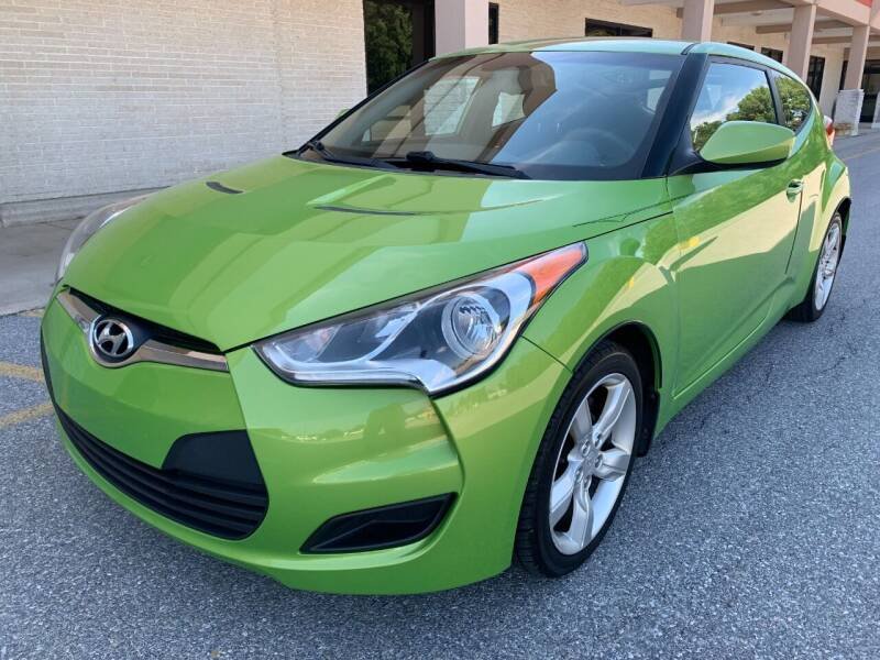 2012 Hyundai Veloster for sale at PRIME AUTOS OF HAGERSTOWN in Hagerstown MD