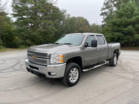 2013 Chevrolet Silverado 2500HD for sale at Nala Equipment Corp in Upton MA