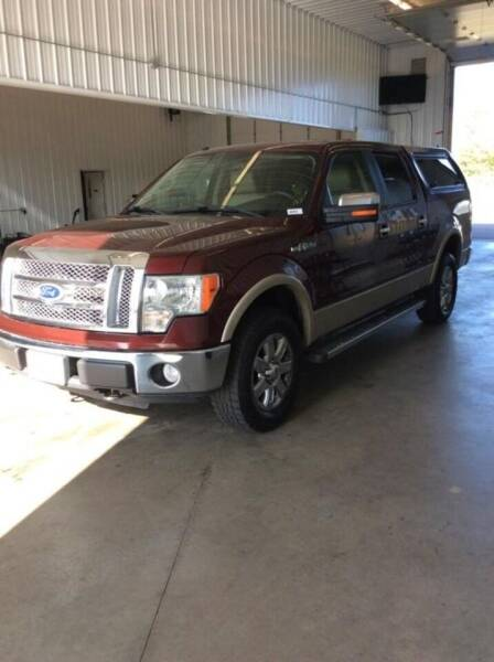 2010 Ford F-150 for sale at Capital Fleet  & Remarketing  Auto Finance in Columbia Heights MN