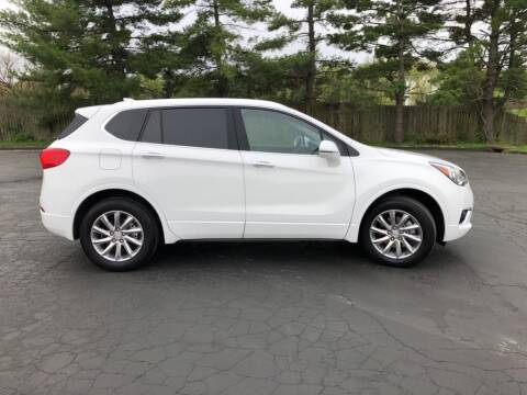 2019 Buick Envision for sale at St. Louis Used Cars in Ellisville MO