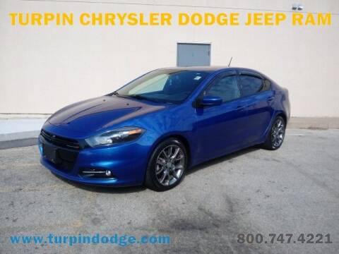 2014 Dodge Dart for sale at Turpin Dodge Chrysler Jeep Ram in Dubuque IA