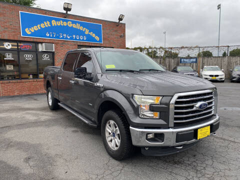 2015 Ford F-150 for sale at Everett Auto Gallery in Everett MA