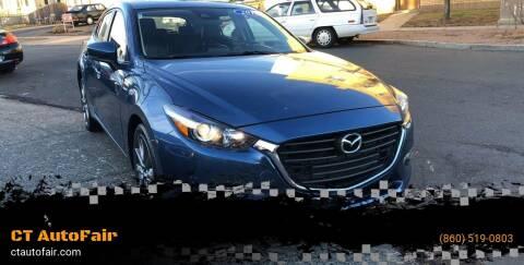 2018 Mazda MAZDA3 for sale at CT AutoFair in West Hartford CT