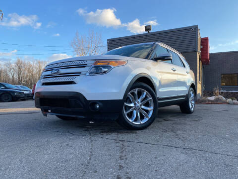 2015 Ford Explorer for sale at George's Used Cars - Telegraph in Brownstown MI