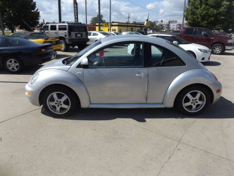 2000 Volkswagen New Beetle for sale at Relaxation Automobile Station in Moorhead MN
