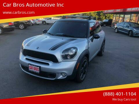 2014 MINI Countryman for sale at Car Bros Automotive Inc in Lomita CA
