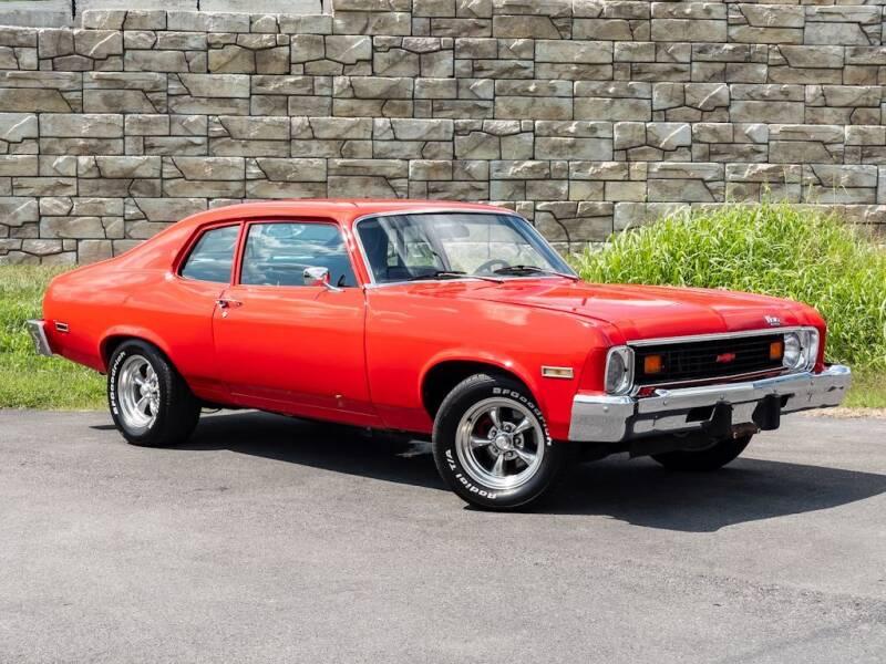 1974 Chevrolet Nova for sale at Car Hunters LLC in Mount Juliet TN