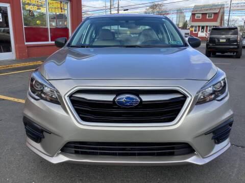 2018 Subaru Legacy for sale at Active Auto Sales in Hatboro PA